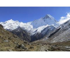Trip to Annapurna Sanctuary