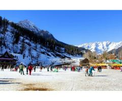 Winter Manali Volvo Package - Honeymoon Special