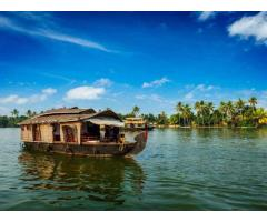 Backwaters, Beaches & Hills of Kerala