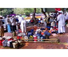Observe the Efficiency of Mumbai Dabbawalas