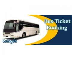 Book Your India Bus Ticket at GoingBo at affordable price.