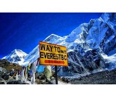 Booking Open for 2018 - Everest Base Camp Trek