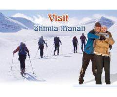 Book Shimla Tour Package at Cheap Price