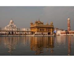 Enjoy a Trip to the Golden Temple in Amritsar City India