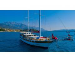 Romantic Gulet Cruise in Montenegro with Dm Yachting
