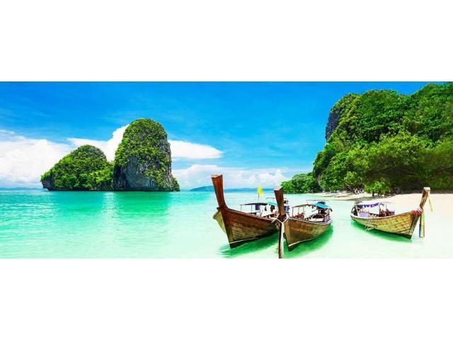 Krabi Phuket and Bangkok Land only 8Days/7Nights