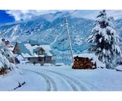 Kullu, Manali & Shimla Volvo Tour 6Days/5Nights