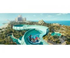 Get upto 45% off on Aquaventure waterpark tickets