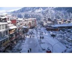Kullu, Manali & Shimla Volvo Tour 6Days/5Nights