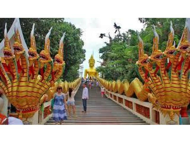 Thailand Summer Package 5Days/4Nights