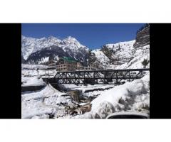 Himachal with Kufri, Solang Valley & Rohtang 8Days/7Nights
